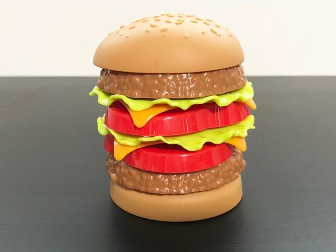 seriaハンバーガーおもちゃ 2個分