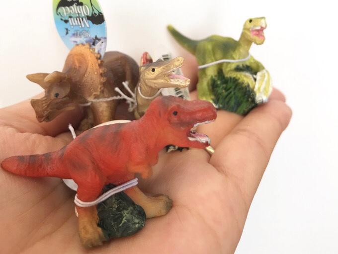 キャンドゥ 恐竜フィギュア 全種類